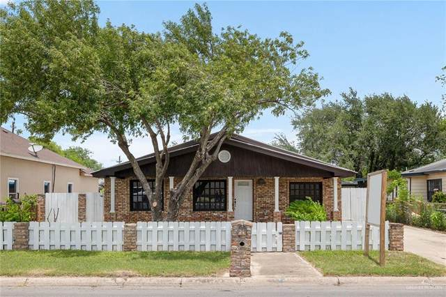 214 North, Mission, TX 78572 (MLS #359626) :: The Ryan & Brian Real Estate Team