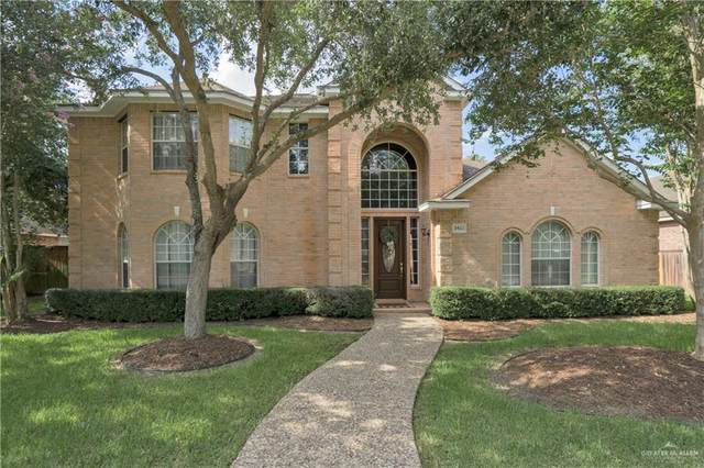3401 San Clemente, Mission, TX 78572 (MLS #359660) :: Imperio Real Estate