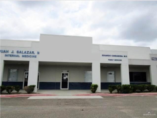 801 E Nolana E #3, Mcallen, TX 78504 (MLS #359680) :: eReal Estate Depot