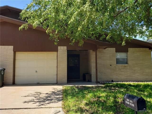 1711 W Gastel, Mission, TX 78572 (MLS #359693) :: Key Realty