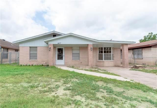 2417 Redwood, Mcallen, TX 78501 (MLS #359717) :: Jinks Realty