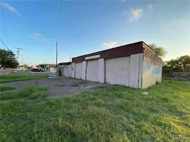 717 N Main, La Feria, TX 78559 (MLS #359734) :: The MBTeam