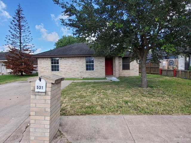 531 Amigos, Mercedes, TX 78570 (MLS #359762) :: The Ryan & Brian Real Estate Team