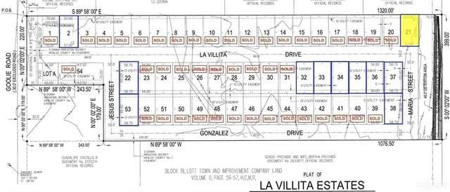 Lot 21 La Villita, Donna, TX 78537 (MLS #359888) :: The Maggie Harris Team