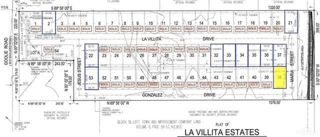 Lot 38 La Villita, Donna, TX 78537 (MLS #359898) :: The Maggie Harris Team