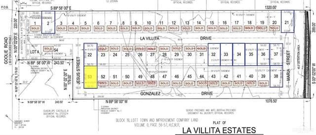 Lot 53 La Villita, Donna, TX 78537 (MLS #359899) :: The Maggie Harris Team