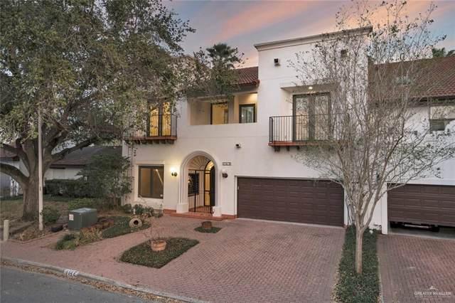 114 E Tearose, Mcallen, TX 78504 (MLS #359929) :: API Real Estate