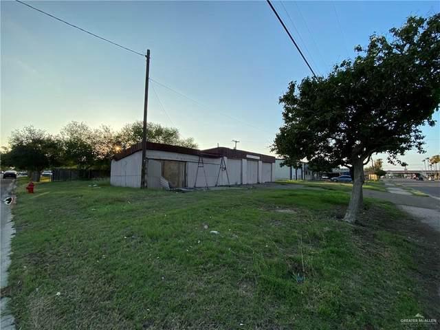717 N Main, La Feria, TX 78559 (MLS #360058) :: The MBTeam