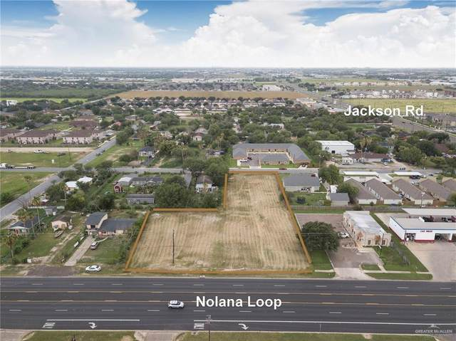 1301 Nolana, Pharr, TX 78577 (MLS #360179) :: Jinks Realty