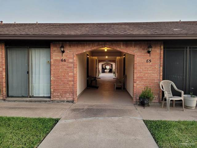1500 Evergreen #69, Mission, TX 78572 (MLS #360300) :: The MBTeam