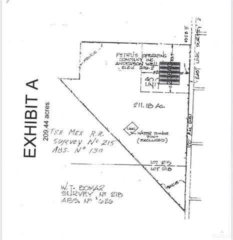23415 Moorefield, Mission, TX 78572 (MLS #360335) :: eReal Estate Depot