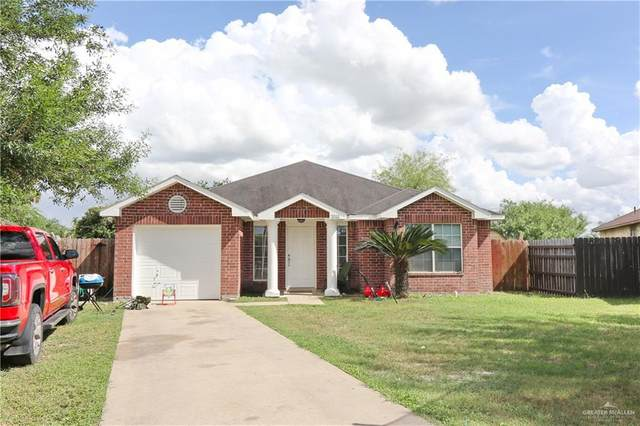 3014 Dalia, Hidalgo, TX 78557 (MLS #360357) :: Imperio Real Estate