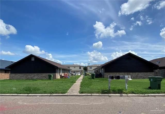 813 E Washington, Weslaco, TX 78599 (MLS #360370) :: The Ryan & Brian Real Estate Team