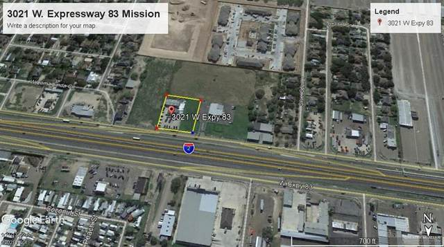 3021 W Expressway 83, Mission, TX 78572 (MLS #360396) :: The Lucas Sanchez Real Estate Team
