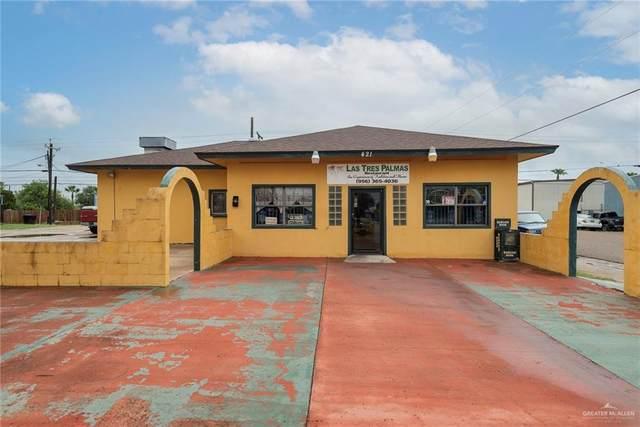 421 W Jackson, Harlingen, TX 78550 (MLS #360433) :: Imperio Real Estate
