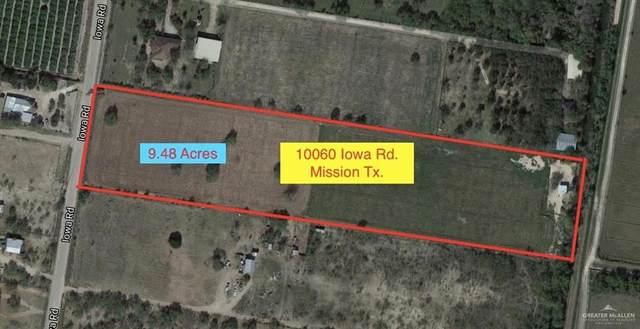 10060 Iowa, Mission, TX 78574 (MLS #360483) :: Jinks Realty