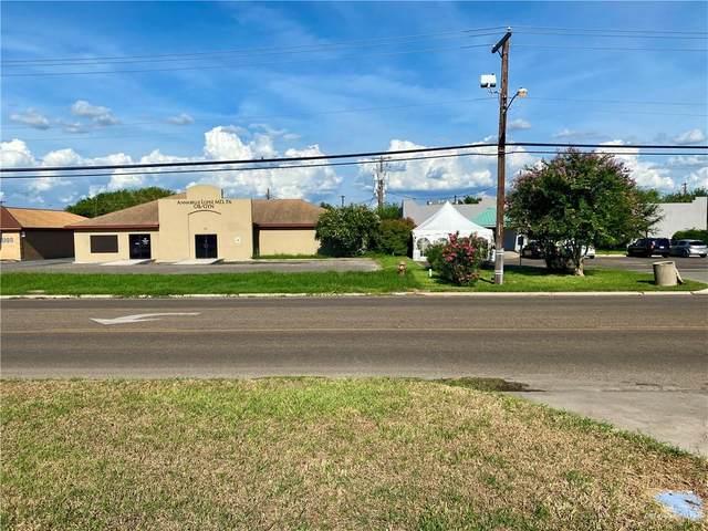 1002 S Airport, Weslaco, TX 78596 (MLS #360485) :: The Ryan & Brian Real Estate Team