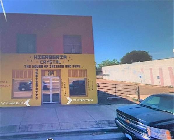 209 W Us Highway 83, San Juan, TX 78589 (MLS #360495) :: The Lucas Sanchez Real Estate Team