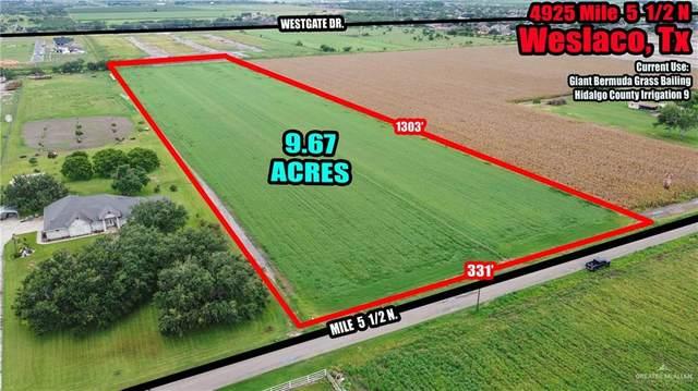 000 N Mile 5 1/2, Weslaco, TX 78599 (MLS #360497) :: Key Realty