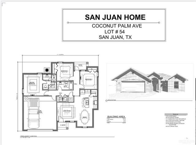 308 Coconut Palm, San Juan, TX 78589 (MLS #360507) :: Jinks Realty