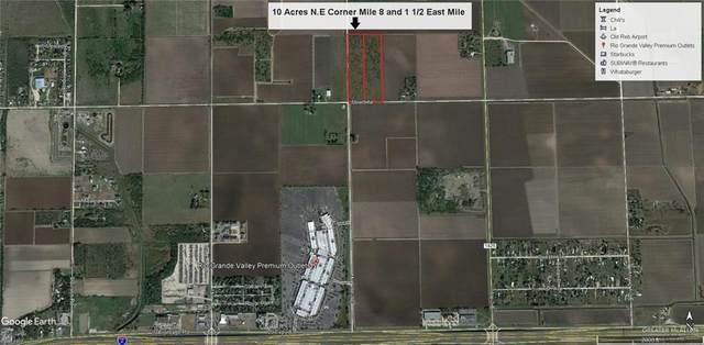 tbd Mile 8 N, Mercedes, TX 78570 (MLS #360537) :: The Ryan & Brian Real Estate Team