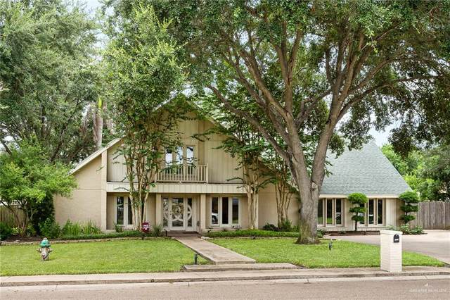 2513 Brentwood, Mission, TX 78572 (MLS #360540) :: The Maggie Harris Team