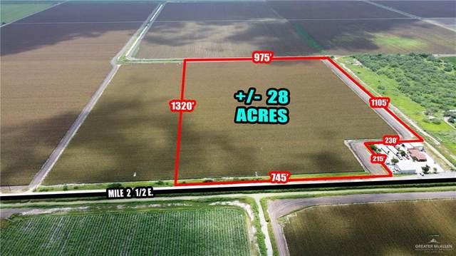 MIle 10.5 N Mile 2 1/2 E, Mercedes, TX 78570 (MLS #360549) :: The Lucas Sanchez Real Estate Team
