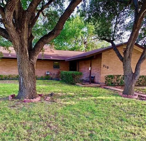 315 Quince W, Mcallen, TX 78501 (MLS #360603) :: The Ryan & Brian Real Estate Team