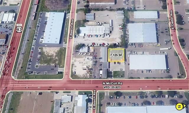 201 N Mccoll, Mcallen, TX 78501 (MLS #360691) :: Imperio Real Estate