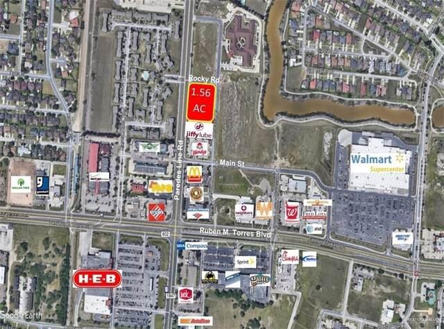 0 Paredes Line, Brownsville, TX 78520 (MLS #360823) :: eReal Estate Depot