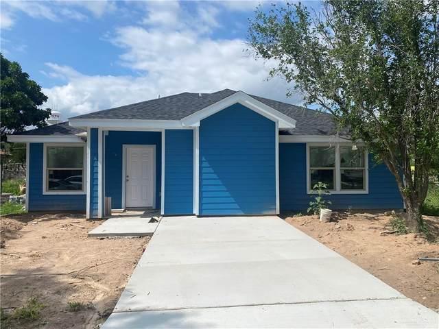 208 W 1st, La Joya, TX 78560 (MLS #360827) :: The Ryan & Brian Real Estate Team