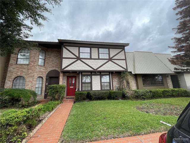 2036 S 5th #10, Mcallen, TX 78503 (MLS #360882) :: The Ryan & Brian Real Estate Team