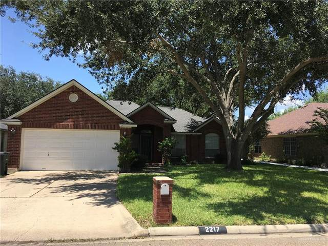 2217 E 23rd E, Mission, TX 78572 (MLS #360914) :: Jinks Realty
