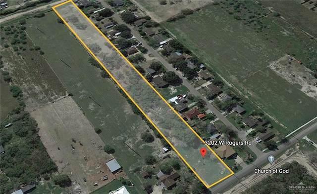 3202 W Rogers, Edinburg, TX 78541 (MLS #360954) :: eReal Estate Depot