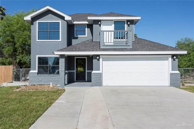 321 N Kika De La Garza, La Joya, TX 78560 (MLS #360961) :: The Ryan & Brian Real Estate Team
