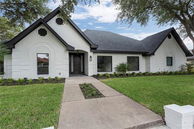 112 W Ulex, Mcallen, TX 78504 (MLS #360966) :: The Ryan & Brian Real Estate Team