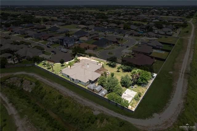 1712 Thornwood, Mission, TX 78574 (MLS #360969) :: The Ryan & Brian Real Estate Team