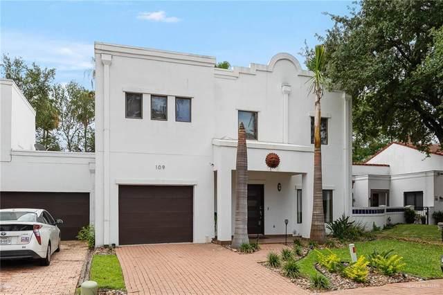 109 Sunflower, Mcallen, TX 78504 (MLS #361035) :: The Ryan & Brian Real Estate Team