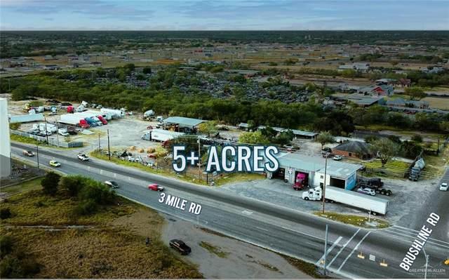4309 N Brushline, Mission, TX 78574 (MLS #361051) :: Jinks Realty