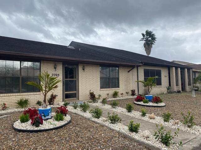 2703 Ashley, Pharr, TX 78577 (MLS #361066) :: The Ryan & Brian Real Estate Team