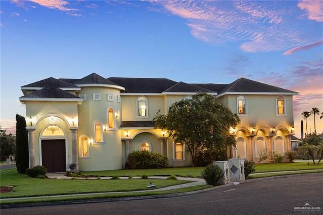806 Beryl, Weslaco, TX 78596 (MLS #361070) :: The Ryan & Brian Real Estate Team