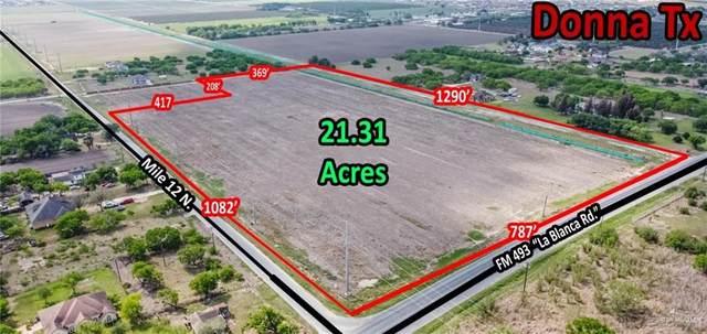 Mile 12 North. Fm 493 N, Donna, TX 78537 (MLS #361077) :: The Lucas Sanchez Real Estate Team