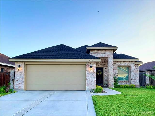 3619 Stratosphere, Edinburg, TX 78539 (MLS #361159) :: The Lucas Sanchez Real Estate Team