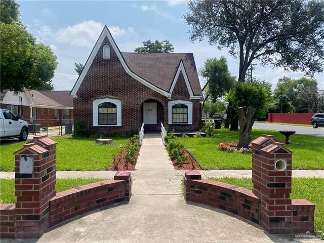 700 N 7th, Mcallen, TX 78501 (MLS #362237) :: API Real Estate