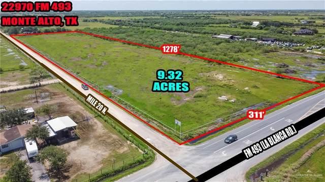 22970 Fm 493, Elsa, TX 78538 (MLS #362242) :: The Ryan & Brian Real Estate Team