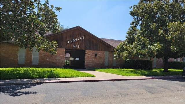 413 S Westgate D-13, Weslaco, TX 78596 (MLS #362253) :: The Maggie Harris Team