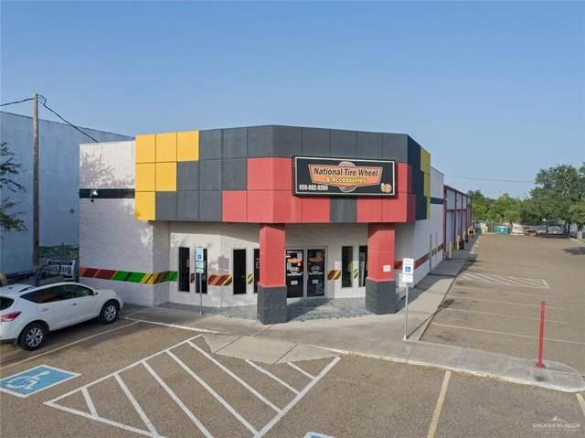 300 N Mccoll, Mcallen, TX 78501 (MLS #362271) :: The MBTeam