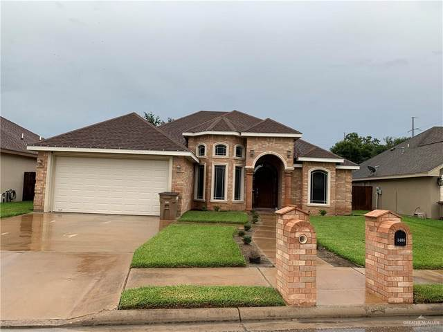 3406 Blue Stone, Edinburg, TX 78542 (MLS #362297) :: API Real Estate