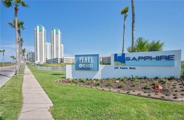 310 Padre #1501, South Padre Island, TX 78597 (MLS #362309) :: The MBTeam