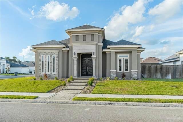 1404 Basham, Mission, TX 78573 (MLS #362332) :: The Ryan & Brian Real Estate Team